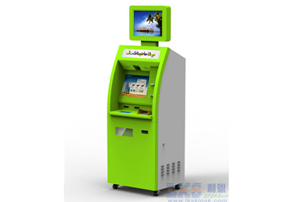Indoor Self Service cash payment coin payment Kiosk
