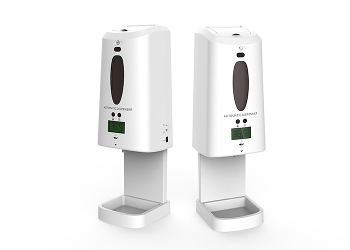 Floor Stand 1300ml Infrared Automatic Soap Dispenser